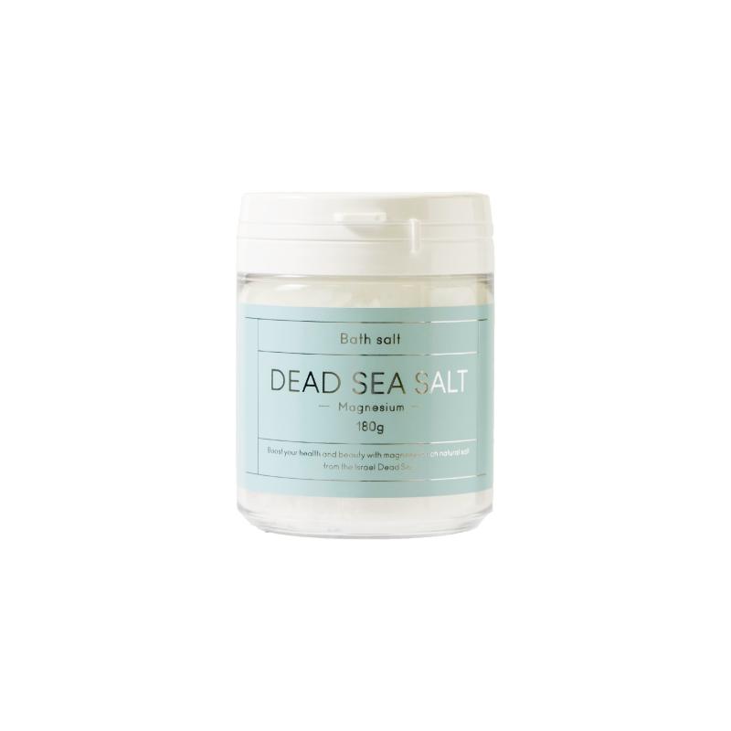 死海の塩マグネシウム バスソルト/Dead sea salt Magnesium - 生活の木 ...